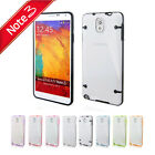 Ultra Slim Thin Transparent Clear HARD TPU Clip Case for Samsung Galaxy Note 3