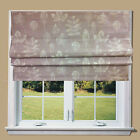 Winter Leaf Lined Roman Blind With Fittings **Great Quality**Fast Delivery**