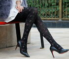 Fashion Elegant Floral Pattern Pantyhose / Tights - 4 Colors For Your Choice