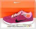 Nike Wmns Zoom Fit Fuchsia Pink White 704658-602 US 6~8.5 Cross Training Shoes