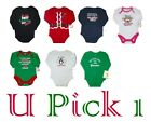 best first birthday gifts for boys - Christmas Bodysuit Shirt BABY BOYS GIRLS Holiday 1st Outfit Creeper Romper 1 pc