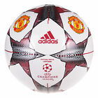 adidas Finale 15 Manchester United MUFC Capitano Football Soccer Ball White