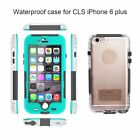 For iPhone 6 Plus Waterproof Case Snowproof Durable Dirtproof Case Cover
