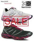 Karrimor D3O Women's Running Shoes/Sport Trainers  (Please read descriptions)