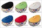 NEW Baby Kids Portable Bean Bag Seat - DOTALICIOUS - NSW Seller - ACCC approved