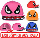 Snapback Snap Back Hip Hop Flat Double Peak Animal Baseball Mesh Trucker Cap Hat