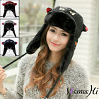 Women/men  warm winter ski hat ear warm hat devil shark New fashion
