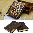 Notebook High Grade Quality Handmade Emboss Style Sketch&Make Note Notepad Gift