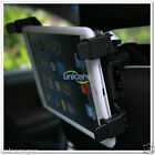 Car Headrest Stand Back Seat Mount Cradle Holder Silicone Cover for iPad Air 2