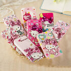 HelloKitty Bowknot Leather Wallet Case Cover For iPhone 6/ 6S / 6 Plus /6S Plus