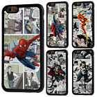 Superhero The Punisher Phone Rubber Case For iPhone 4/4s 5/5s 5c 6/6s Plus Cover