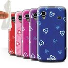 Heart/Vine Pattern Phone Case/Cover for Samsung Galaxy Ace