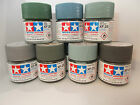 Tamiya Acrylic Paint - 10ml pot - X1 to X35. Delivery charge is for any quantity