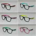 Unisex Black Designing Plastic glasses frames Accessories no lenses Fancy Dress