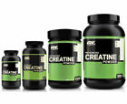 Optimum Nutrition Micronizd Creatine Powder - 150 300 600 1200 2000g Unflavored