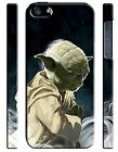 Star Wars The Force Awakens Yoda Iphone 4 4s 5 5s 5c 6 6S 7 + Plus Case Cover $19.07 CAD