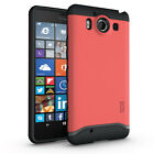 TUDIA Slim-Fit MERGE Dual Layer Protective Case for Microsoft Lumia 950