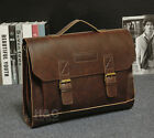 Men's Portfolio Business Case Briefcase Handbag Shoulder 14 Laptop Messenger Bag