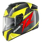 Shark SPEED-R dvs Full Face Motorcycle Helmet -  CARBON RUN KYR