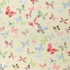 Prestigious Textiles Butterfly Gardens 100% Cotton Curtain Fabric | 3 Colours