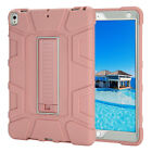 For Apple iPad Air/mini/2 3 4 Armor Shockproof Heavy Duty Rubber Hard Case Cover