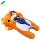 Giant Huge Rilakkuma Filled Bed Sofa Carpet Mattress Soft Tatami Anime Fun Gift