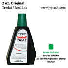 2 oz Trodat/Ideal Rubber Stamp Refill Ink For Stamps or Stamp Pads (5 color ink) фото