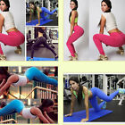 Hot Cheap Women's Tights YOGA Running sports High Waist Cropped Fitness Pants