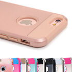 For Apple iPhone 6 6s Plus Cover Case Shockproof Hybrid Rugged Rubber Hard