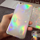 Luxury Laser Diamond Soft TPU Back Case Cover For Apple iPhone 5 5s 6 6s 7 Plus