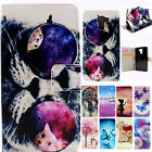 Fashion Vintage Stand Flip Wallet Leather Hybrid Case Cover For Huawei Honor 7