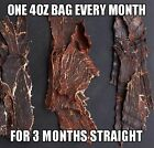 HOMEMADE BEEF JERKY OF THE MONTH CLUB