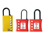 AM1 BEIAN-LOCK Safety Padlock Lockout Hasps Non-Conductive Tagout Nylon Plastic
