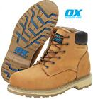 Ox Professional Heavy Duty Nubuck Leather Safety Boots