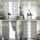 "Fab Blackout Curtains Eyelet Kids Curtains 102""W X 92""H 1 Pair Bedrooms Nursery"