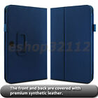 """Folio PU Leather Stand Case Cover For Verizon Ellipsis 10 4G LTE 10"""" Tablet"""