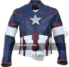 Captain America Age of Ultron Real leather Jacket