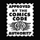 COMICS CODE AUTHORITY burr ck hedberg stand up bit funny NEW GILDAN TSHIRT sizes