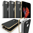 Shockproof Thin Rubber/Silicone Armor Hard Case Cover For iPhone 6 6s 6+ 6s Plus