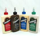 Titebond Wood Glues-8fl oz Titebond original, liquid hide, titebond ll & lll