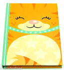 Kitten Design - A6 Case Bound Hardback Notebook - 80 Double Sided Lined Pages