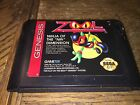 "ZOOL: NINJA OF THE ""NTH: DIMENSION SEGA GENESIS TESTED"