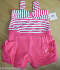 Juicy Couture baby girl summer outfit playsuit 18-24, 2 y BNWT designer JCLIG209