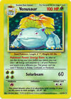 Base Set - Pokemon Trading Cards - Holo Rare - Choose Cards And Condition -1999