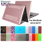 Laptop Rubberized Hard Case Cover Shell for Mac Pro 13/15
