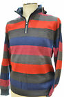 PAUL & SHARK PULL ZIP I14P0036SF COL. 134  COOL TOUCH LIGHT SHARK FIT - LINES
