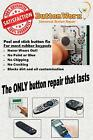 TV IR Remote Control Rubber Keypad Button Repair Kit - Guaranteed to last!