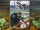 Chicago White Sox Light Switch Wall Outlet Plate Cover #5 - Variations on Ebay