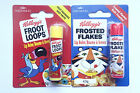MAD BEAUTY KELLOGG'S CEREAL LIP BALM - CHOOSE FROM FROOT LOOPS OR FROSTED FLAKES