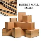 Double Wall Extra Strong Cardboard Boxes All Sizes - Posting, Shipping, Storage